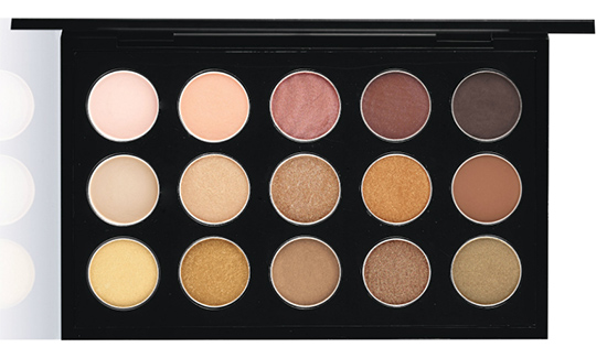 MAC Eyeshadow x15 Palette