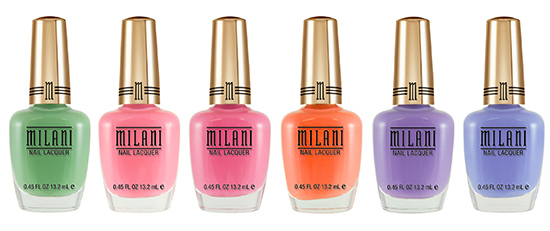 Milani Spring 2014 Launches