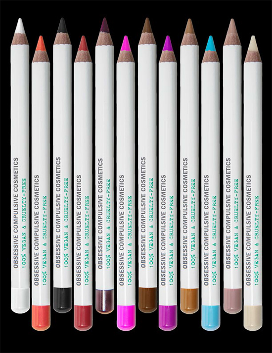 Obsessive Compulsive Cosmetics Cosmetic Colour Pencils