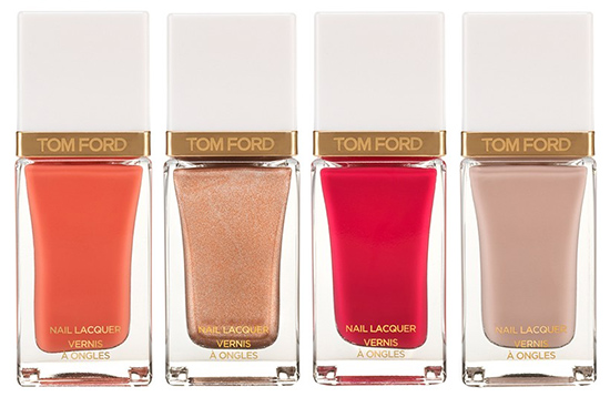 Tom Ford Spring 2014 Launches