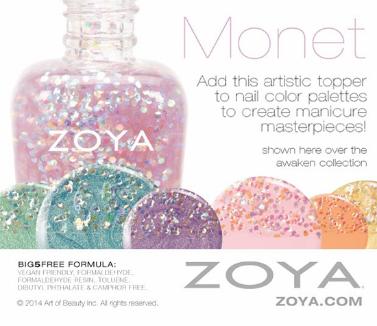 Zoya Awaken Collection for Spring 2014