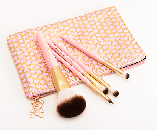 Too Faced Teddy Bear Brush Set