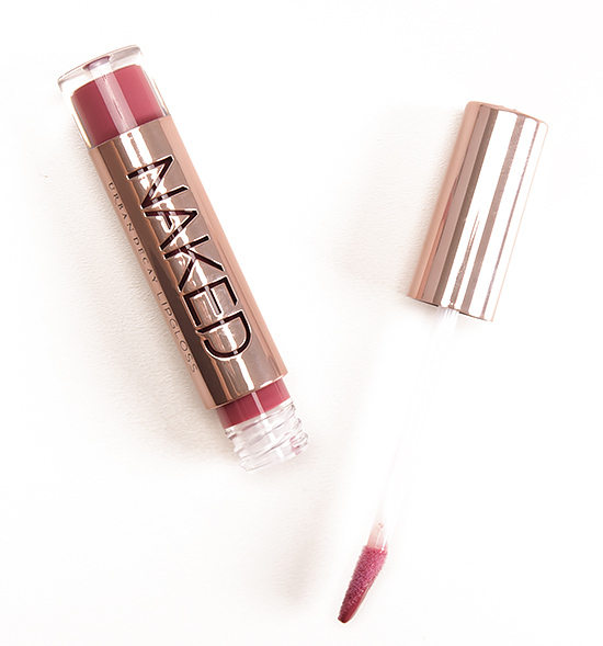 Urban Decay Naked Lipgloss Review, Swatches - Really Ree