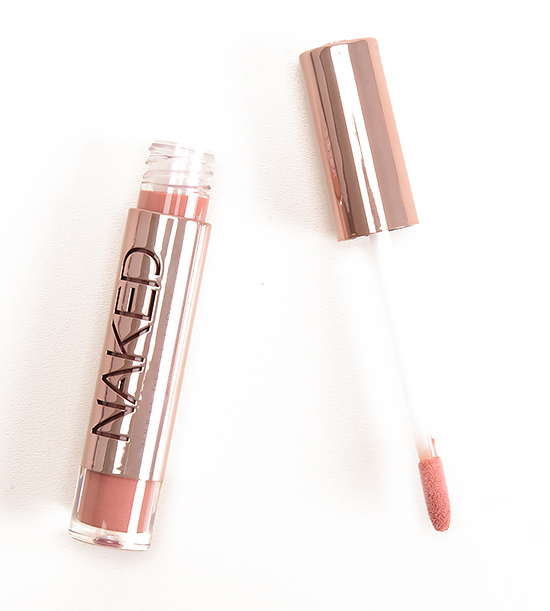 Urban Decay Beso Naked Ultra Nourishing Lipgloss Review