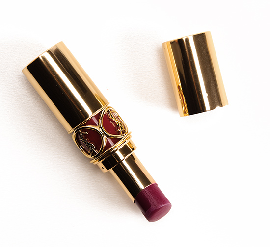 YSL Forbidden Burgundy (12) Rouge Volupte Lipstick