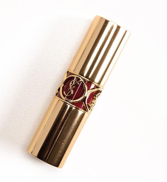 YSL Forbidden Burgundy (12) Rouge Volupte Lipstick