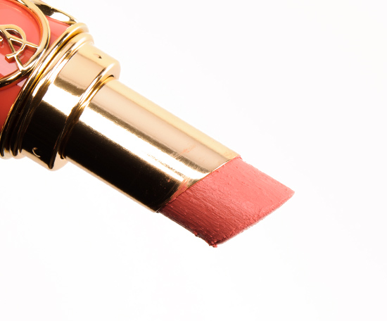 YSL Peach Passion (13) Rouge Volupte Lipstick