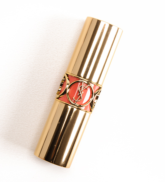 YSL Peach Passion (13) Rouge Volupte Lipstick