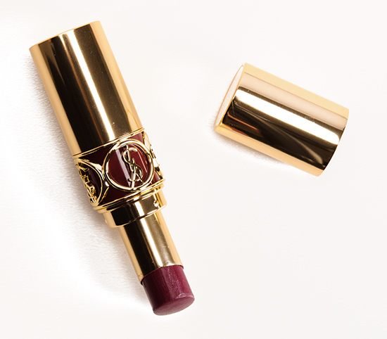 YSL Exquisite Plum (22) Rouge Volupte Lipstick