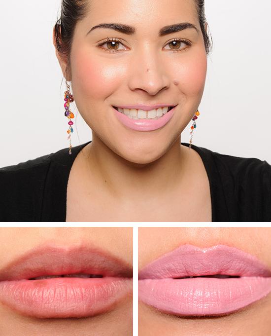 YSL Lingerie Pink (7) Rouge Volupte Lipstick