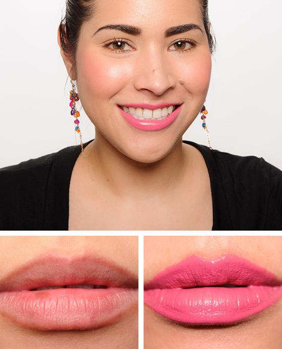 YSL Caress Pink (9) Rouge Volupte Lipstick