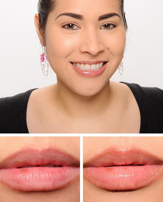 Bobbi Brown Bare Peach High Shimmer Lipgloss
