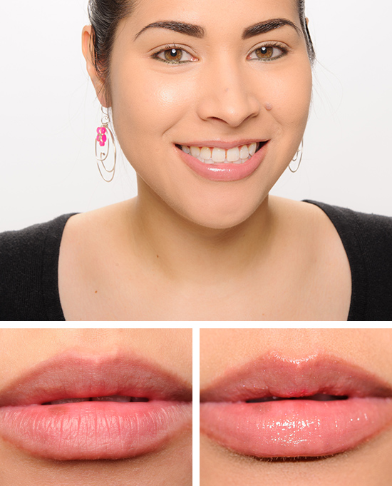 Bobbi Brown Nude Pink Lipgloss