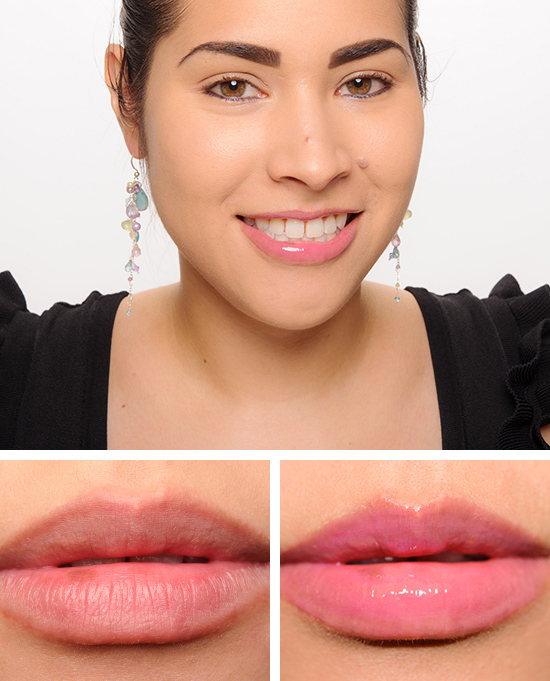 Chanel Baie Rose (89) Aqualumiere Gloss