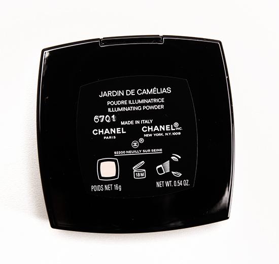 Chanel Jardin de Camelias Illuminating Powder