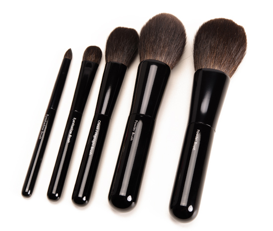 Chikuhodo Z-Series Brushes -- Z-10, Z-5, Z-4, Z-1, Z-9