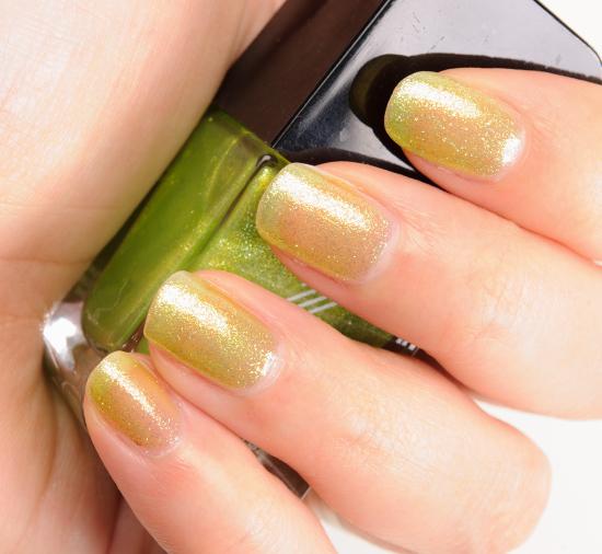 Formula X Fluorescent Nail Lacquer