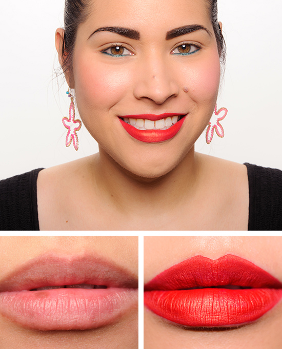 Kat Von D Underage Red Everlasting Love Liquid Lipstick