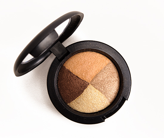 MAC Golden Hours Mineralize Eyeshadow (Pinwheel)