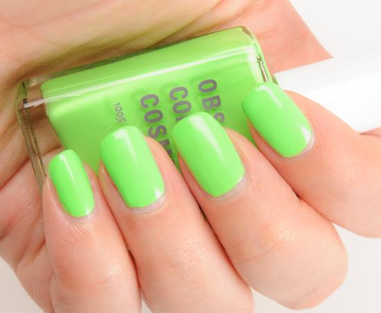 OCC Deven Green Nail Lacquer