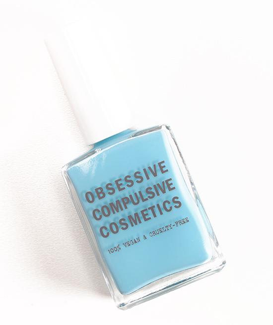 Obsessive Compulsive Cosmetics Pool Boy Nail Lacquer
