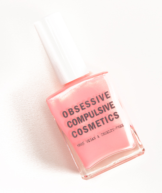 OCC Seething Nail Lacquer