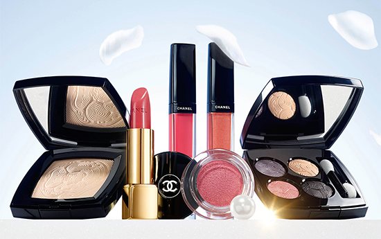 Chanel Jardin de Camelias Collection