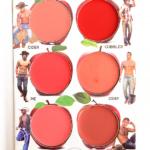theBalm How \'Bout Them Apples? Lip & Cheek Cream Palette