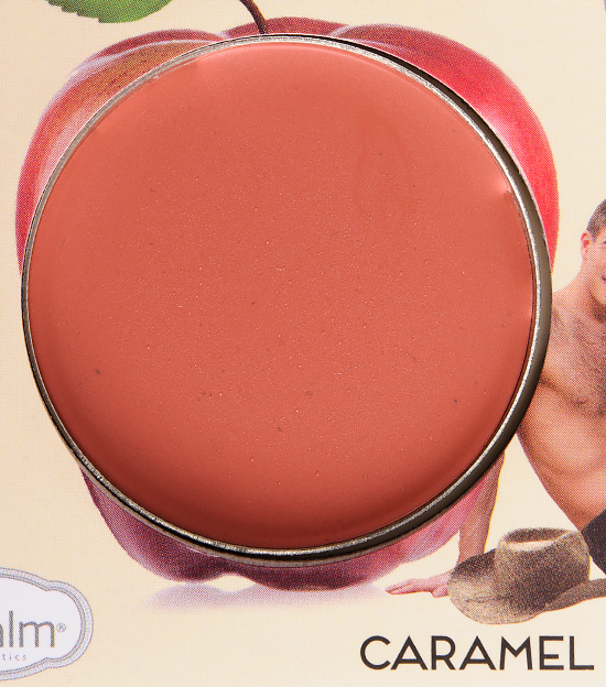 theBalm Caramel Lip & Cheek Cream