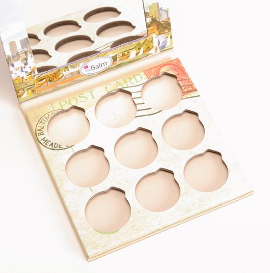 theBalm Eyeshadow Pans