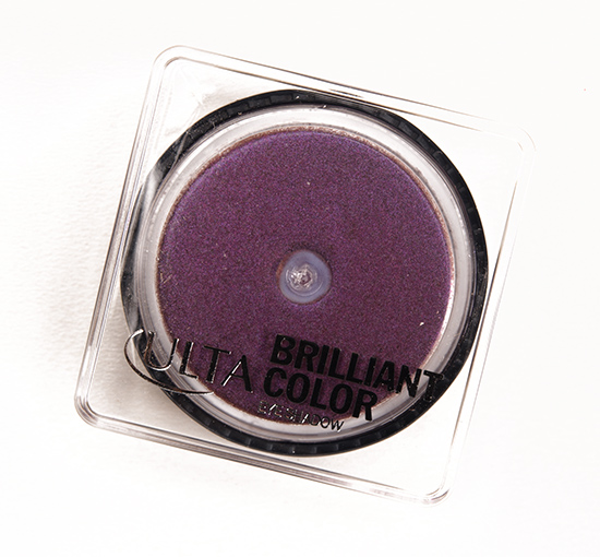 ULTA Purple Brilliant Color Eyeshadow