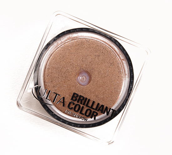 ULTA Taupe Brilliant Color Eyeshadow