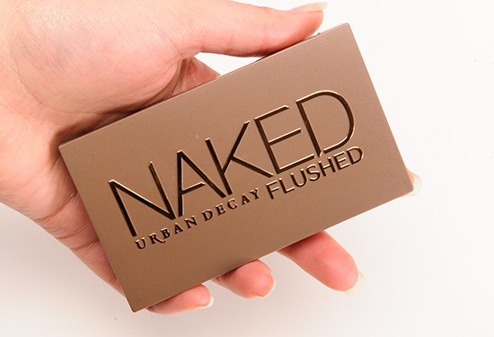 Urban Decay Native Naked Flushed Palette