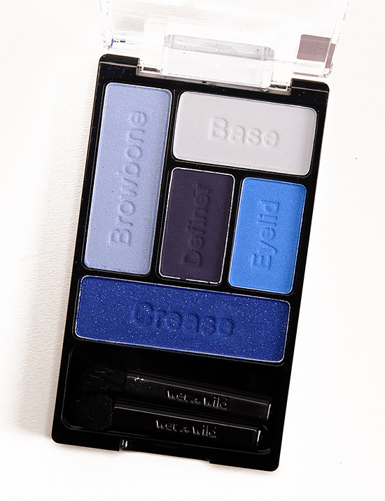 Wet 'n' Wild I'm His Breezey 5-Pan Color Icon Eyeshadow Palette