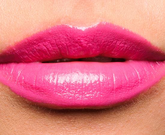 YSL Fuchsia Tourbillon (31) Rouge Volupte Lipstick