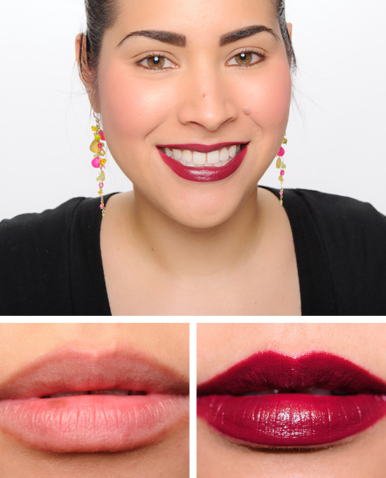 Bite Beauty Bordeaux Cashmere Lip Cream