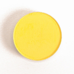 MAC Bright Yellow Eyeshadow