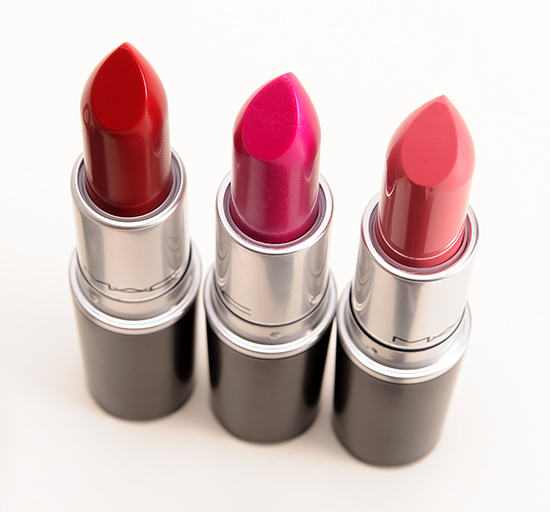 MAC By Request (Spring 2014) Lipsticks