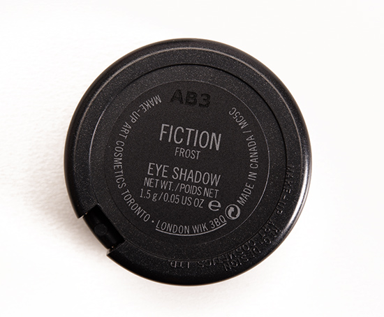 MAC Fiction Eyeshadow