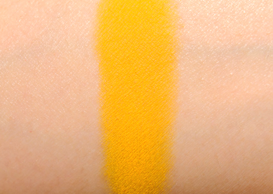 MAC Goldenrod Eyeshadow