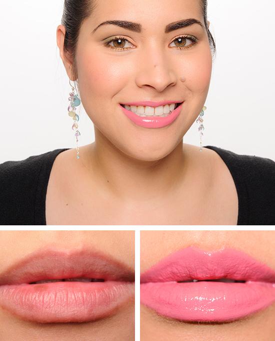 MAC Hoop Lipglass over Hoop Lipstick