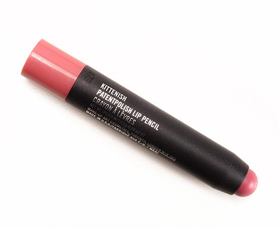 MAC Kittenish Patentpolish Lip Pencil
