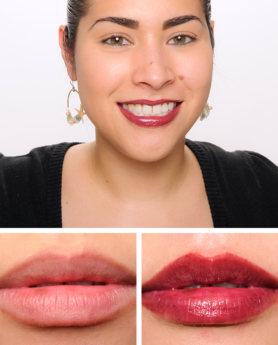 MAC Sultana Patentpolish Lip Pencil