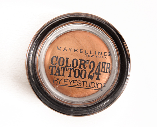 Maybelline Caramel Cool (100) Color Tattoo Eyeshadow