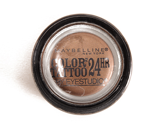 Maybelline Sleek & Spice (95) Color Tattoo Eyeshadow