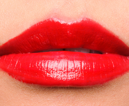 Maybelline On Fire Red ColorSensational Vivid Lipcolor