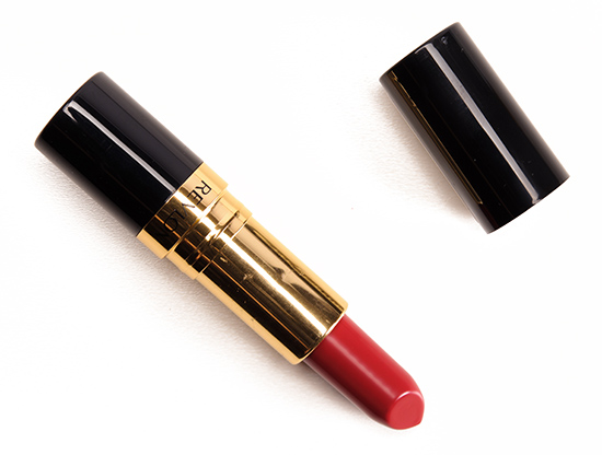 Revlon 5th Ave. Red Super Lustrous Lipstick