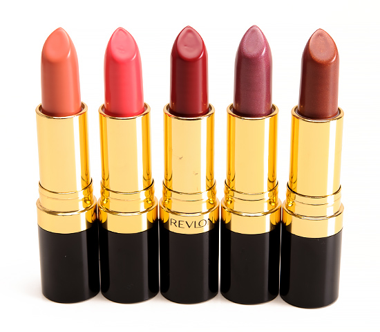 Revlon Legacy Collection Super Lustrous Lipsticks