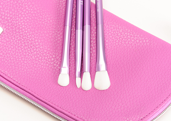 Sephora + Pantone Universe Color Gaze Brush Set