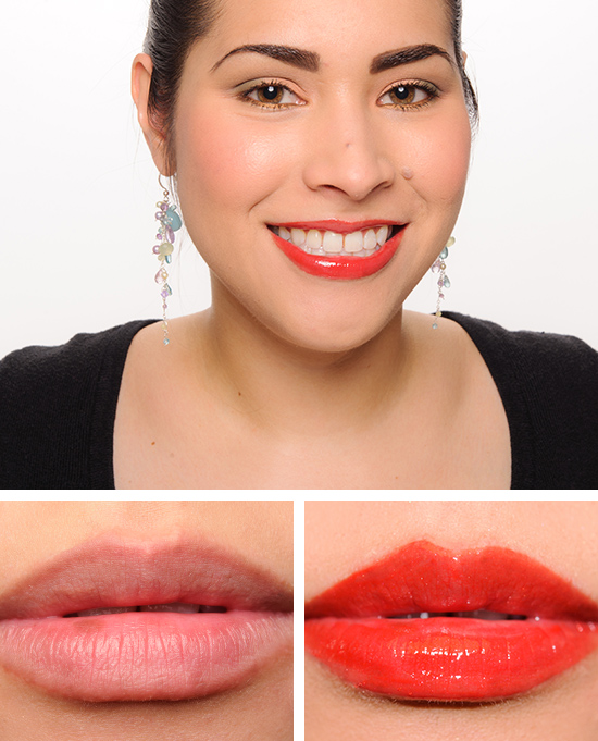 Shiseido Lust (RD305) Lacquer Gloss